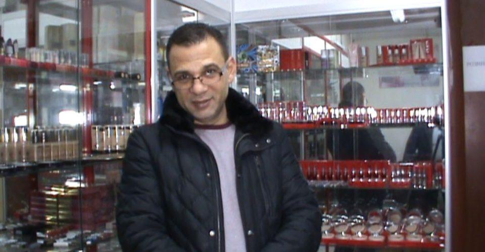 رجل الأعمال السيد عبد الكريم الحلاق